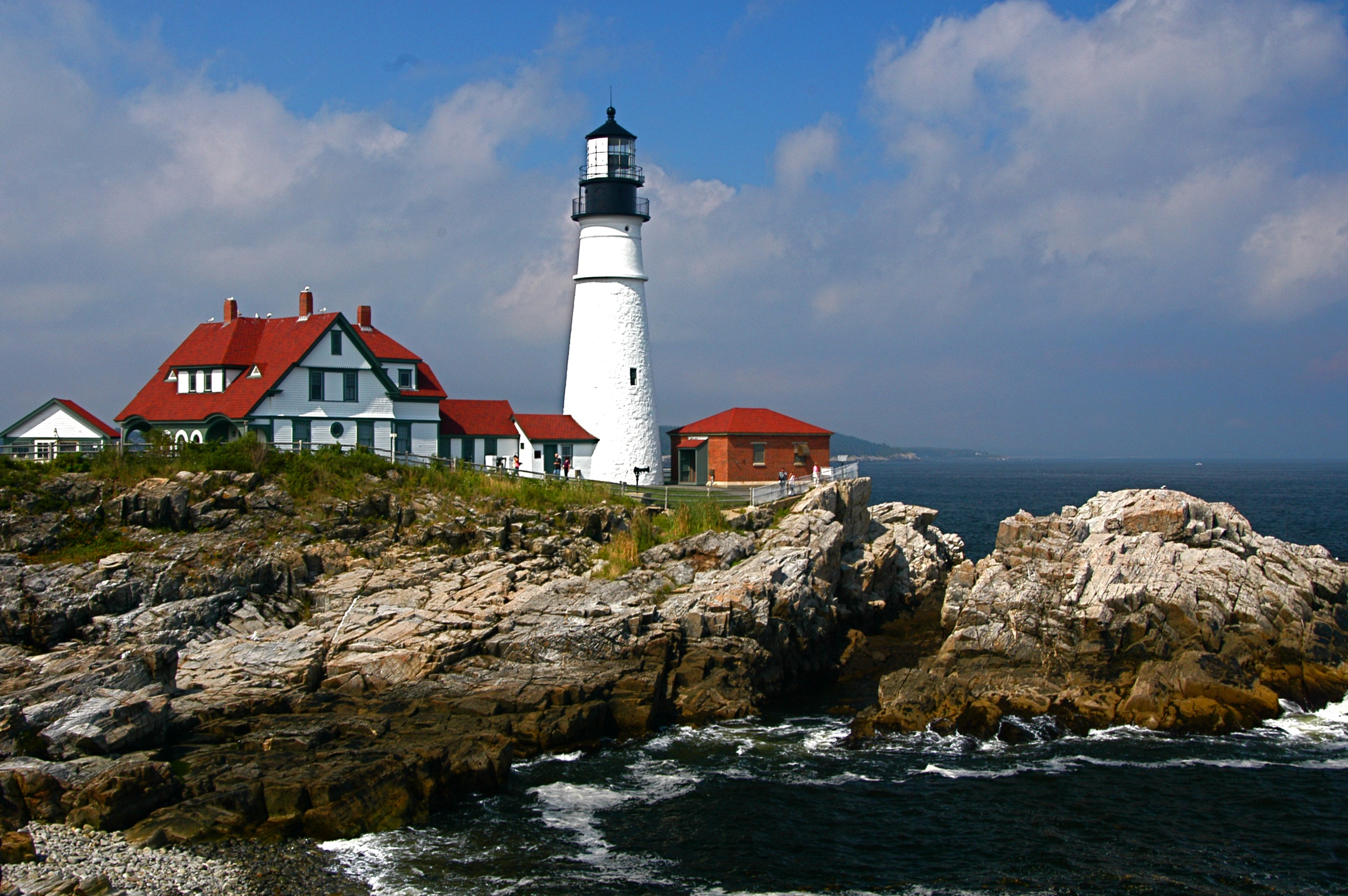 portland headlight cape elizabeth maine 171 equipped for