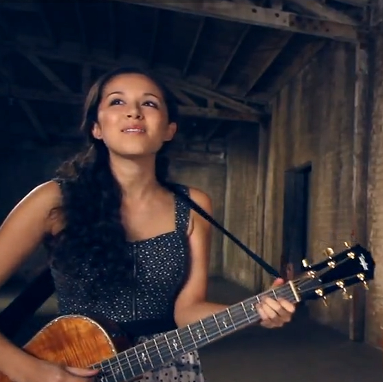 Recently Ran Across This Fun Video By A Young Artist From California Named Kina  Grannis. As You Can See From The YouTube Counter, This Video, Valentine, ...