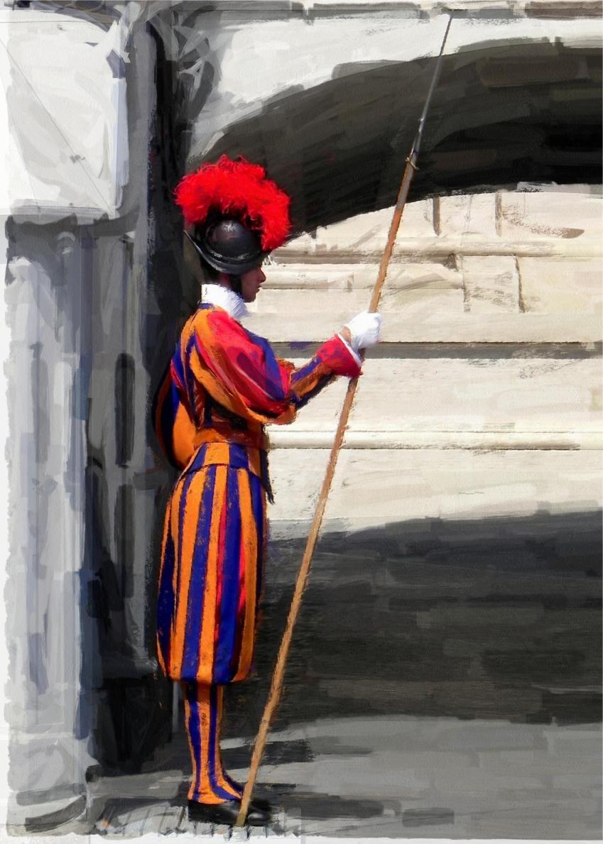 Italian guard