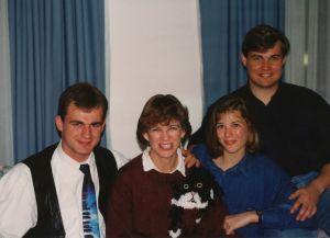 Grant, Beulah, Debby, Grant Retief