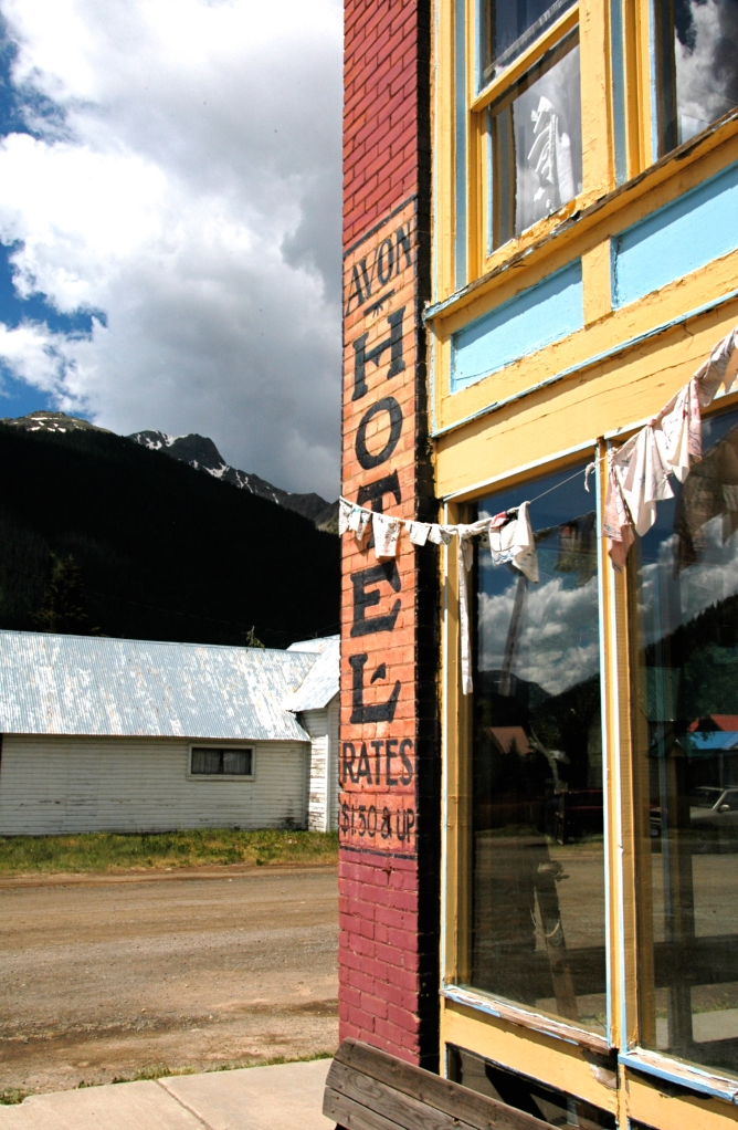 Old West Hospitality, Silverton, Colorado