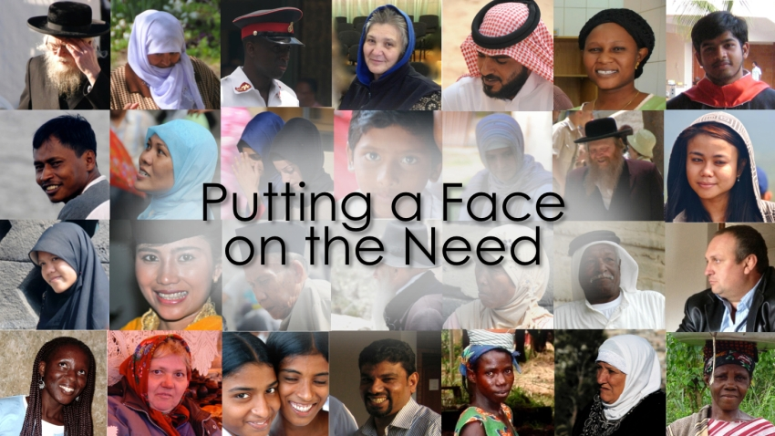 Faces of the nations
