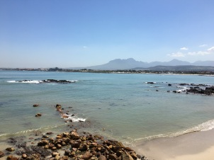 A view of Gordon's Bay